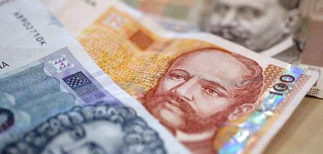 Hrvatska kuna novac