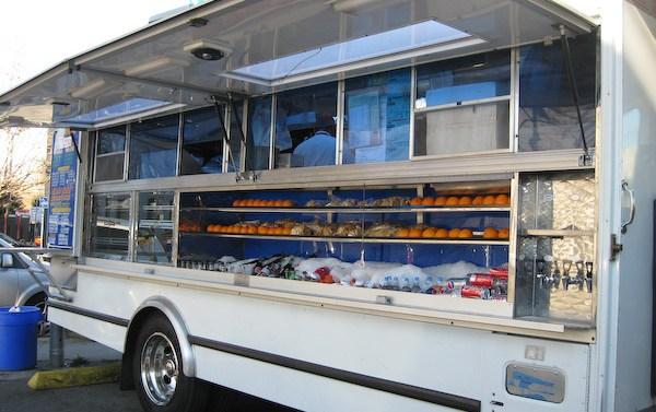 Pokretni objekt za prodaju hrane
