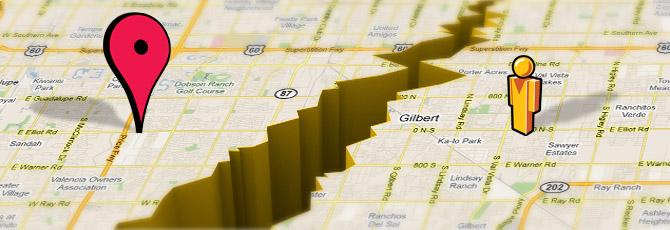 Dodajte Vaš objekt na kartu - kako se prijaviti na Google mjesta